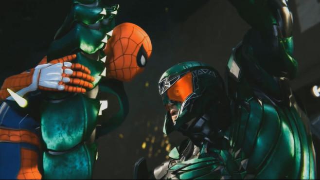 Spider-Man©Sony