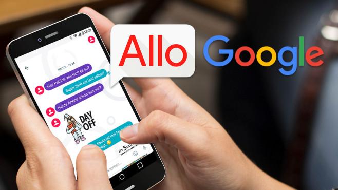 Google Allo©COMPUTER BILD