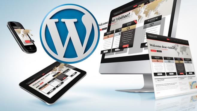 Wordpress-Hoster © Wordpress, varijanta-Fotolia.com