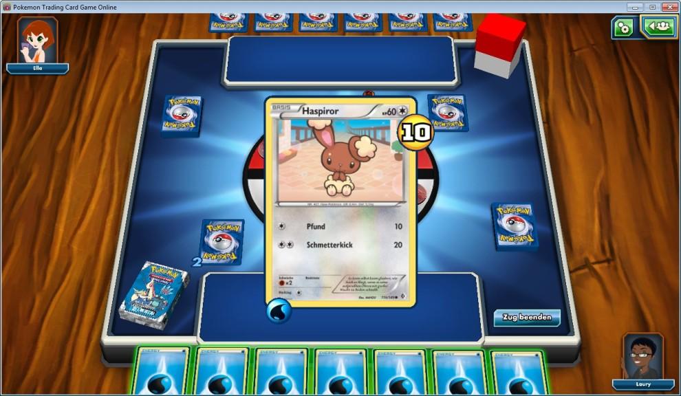 Screenshot 1 - Pokémon Trading Card Game Online