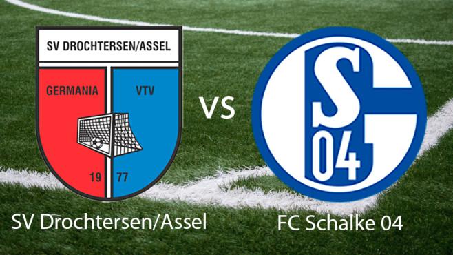 DFB-Pokal SV Drochtersen/Assel gegen Schalke 04©istock.com/LeArchitecto Schalke 04, SV Drochtersen/Assel