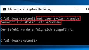 Windows 7/8/10: Diese fünf Dinge erledigt Windows zufällig Vorsicht, sperren Sie sich nicht selbst aus: Die Windows-Kennwörter sind praktisch nicht zu erraten.©COMPUTER BILD