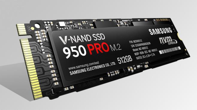 Turbo-Technik NVMe: So arbeiten SSDs noch schneller Beflügelt Turbo-Speicher auf PCIe-Basis: NVMe – bei Power-Nutzern fast schon Pflicht.©Samsung