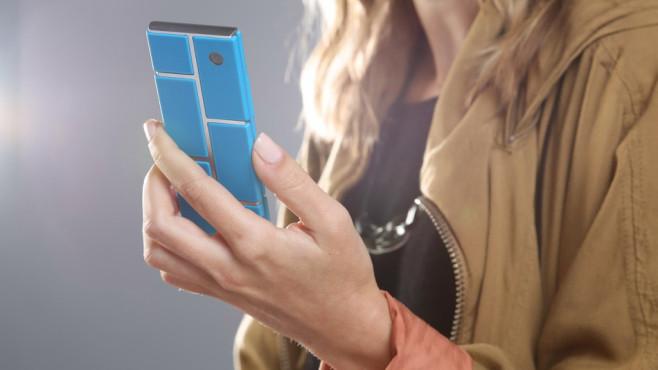 Project Ara Modulares Smartphone©Google ATAP