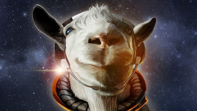 Goat Simulator: Waste of Space © Koch Media / Coffee Stain