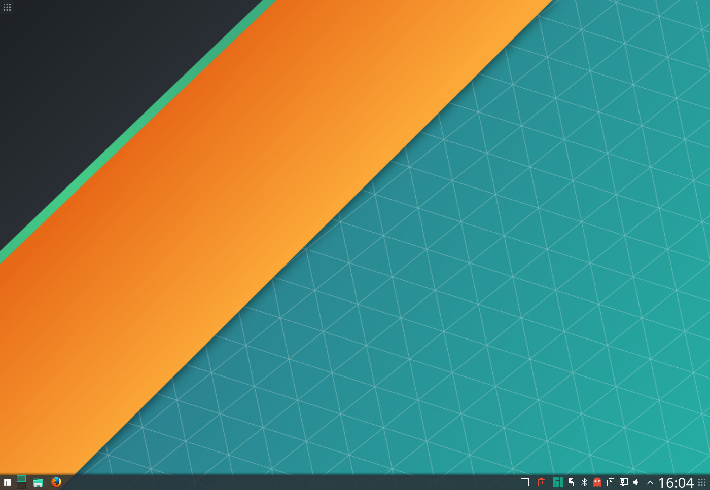 Screenshot 1 - Manjaro Linux