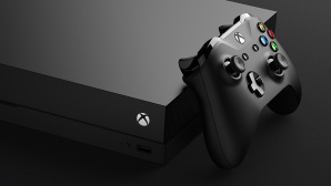 Xbox One X Project Scorpio Edition  © Microsoft