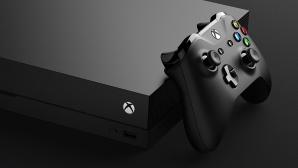 Xbox One X Project Scorpio Edition ©Microsoft