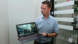 Gaming-Notebook: HP Omen©COMPUTER BILD