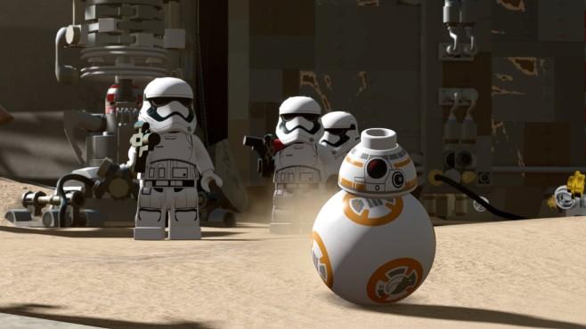 LEGO Star Wars – Das Erwachen der Macht ©Warner Bros.
