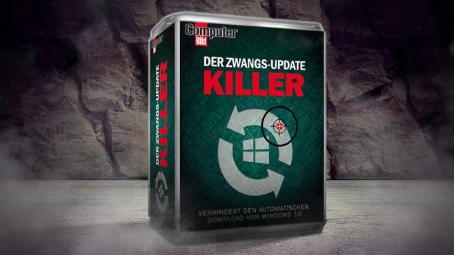 Platz 22: COMPUTER BILD-Windows-10-Zwangs-Update-Killer (neu) © COMPUTER BILD