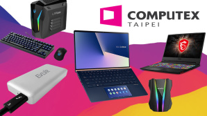 Computex 2019 – Highlights im Überblick © Computex, Asus, Zotac, Patriot, Adata, MSI