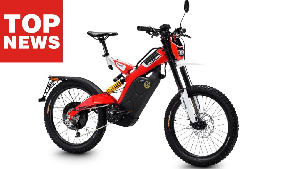 bultaco brinco cross ebike f r gel nde und stadt. Black Bedroom Furniture Sets. Home Design Ideas