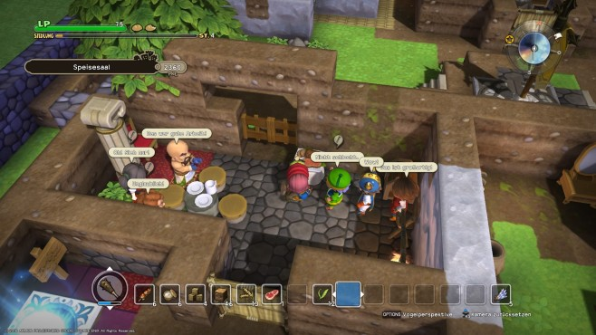 Dragon Quest Builders © Square Enix