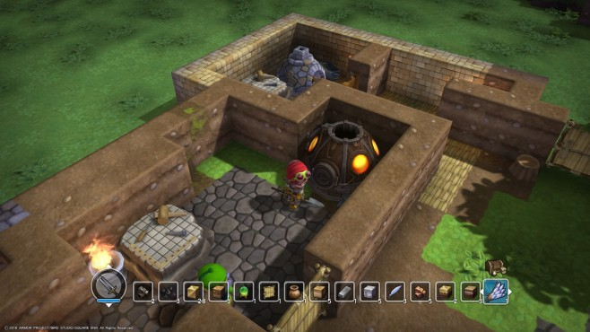 Dragon Quest Builders: Screenshots zum Spiel © Square Enix
