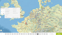 Falk-Routenplaner: Erlesenes Kartenmaterial vom Profi©COMPUTER BILD