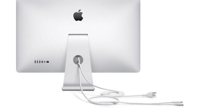 Apple Thunderbolt-Display©Apple