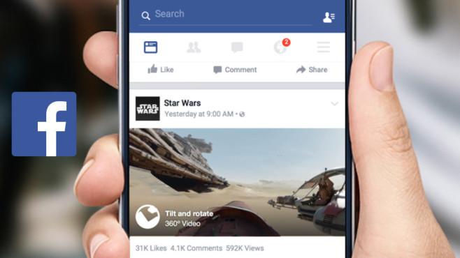Facebook: Datensparfunktion©Facebook, COMPUTER BILD