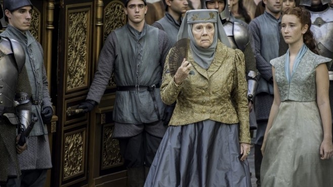 Lady Olenna Tyrell © HBO