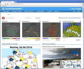 Kachelmann: Wetter