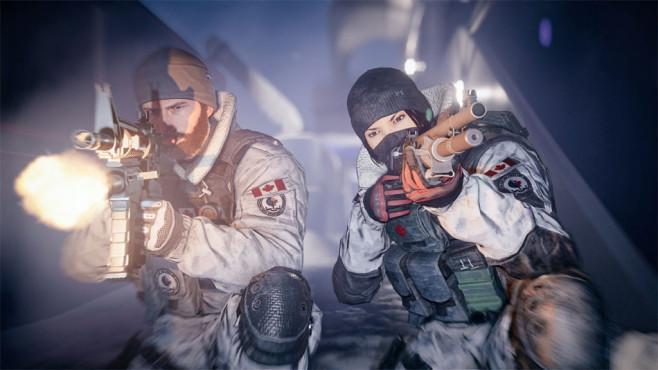 Rainbow Six Siege: Cheater©Ubisoft