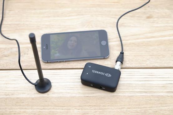 Vorsicht Falle: Die wenigsten TV-Empfänger für Laptops und Tablets sind HD-tauglich Terratec empfiehlt den TV-Empfänger Cinergy Mobile WiFi für die EM und verschweigt, dass er vielerorts schon ab 2017 unbrauchbar ist.©COMPUTER BILD