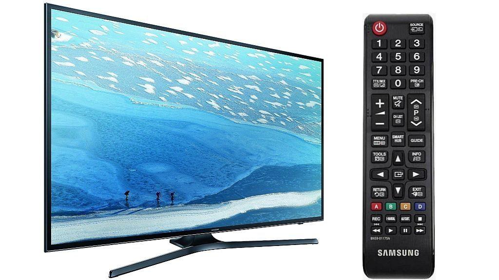 UHD-Fernseher Samsung KU6079 im Test - AUDIO VIDEO FOTO BILD