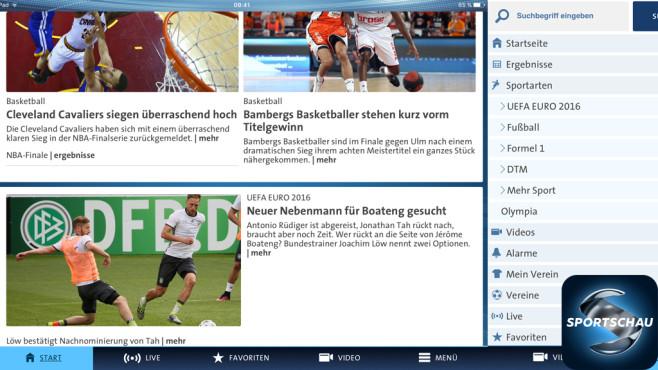 Sportschau ©WDR mediagroup digital GmbH