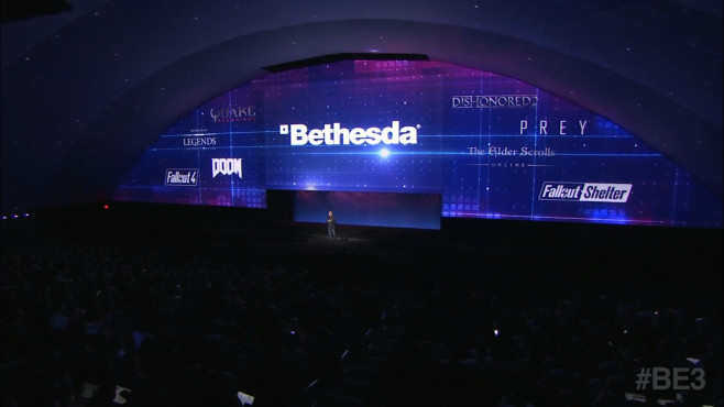 Bethesda E3 2016 ©Bethesda