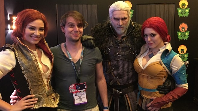 The Witcher Cosplay © COMPUTER BILD