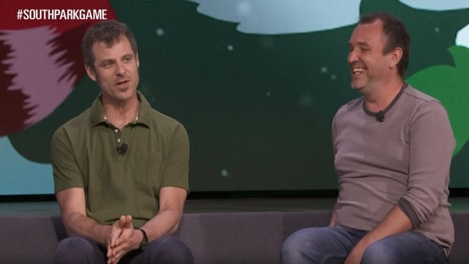 Trey Parker Matt Stone © Ubisoft, Youtube