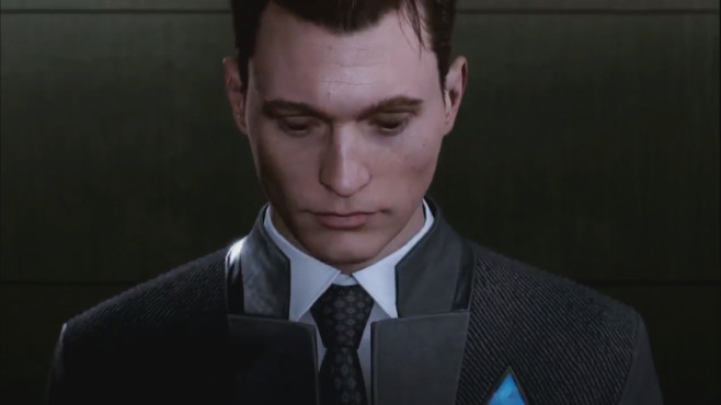 Detroid Become Human ©Sony