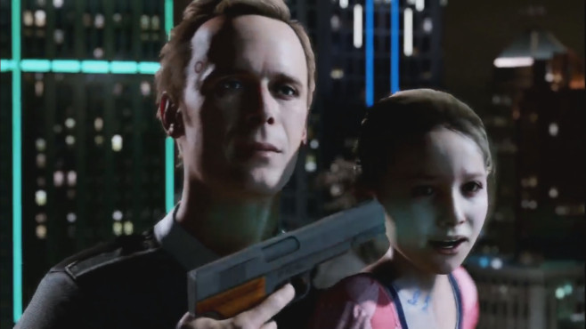 Detroit Become Human ©Sony