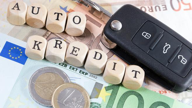 Autokredit: 16 Prozent weniger Zinsen zahlen - COMPUTER BILD