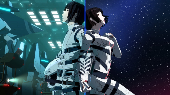Netflix Originals Anime: Knights of Sidonia © Netflix
