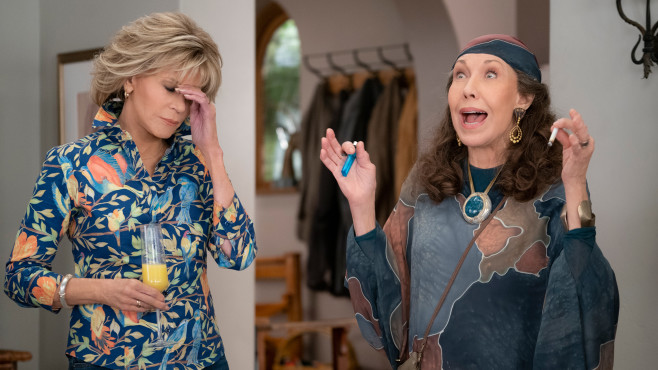 Netflix Originals Comedy-Serie: Grace and Frankie © Netflix