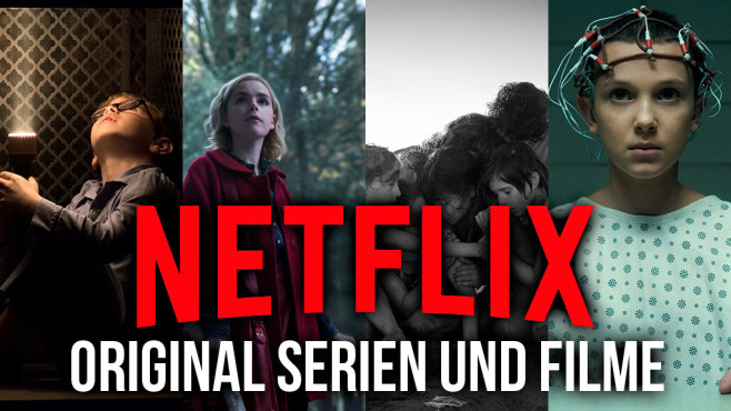 Netflix Originals: Serien und Filme©Netflix