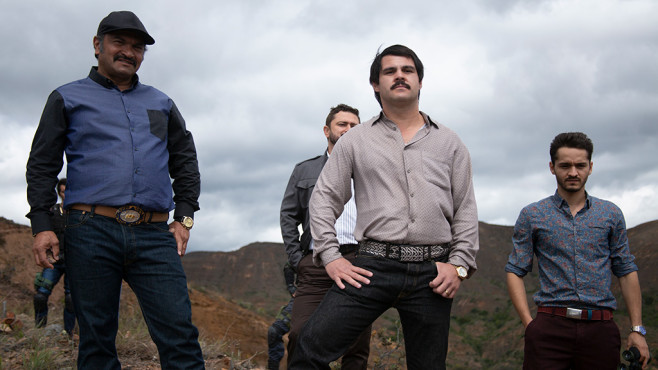El Chapo ©Netflix