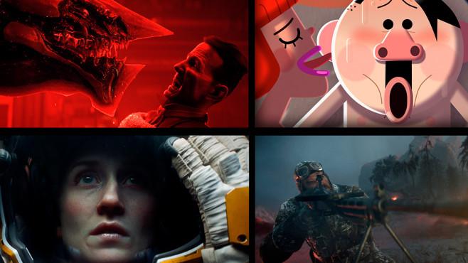 Love, Death & Robots ©Netflix