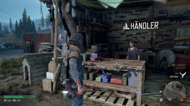Days Gone: Die Endzeit-Freakshow! © Sony