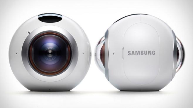 Samsung Gear 360©Samsung