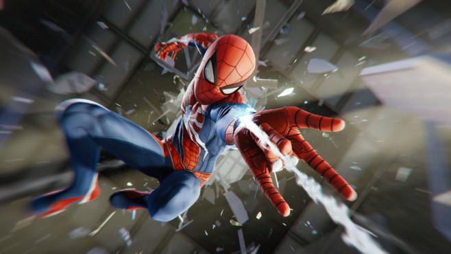 Spider-Man: Preview / Vorschau©Sony