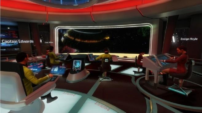 Star Trek – Bridge Crew©Ubisoft