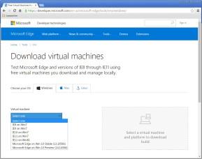Windows 10, 8 & 7 als virtuelle Maschine