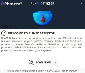 RunPE Detector