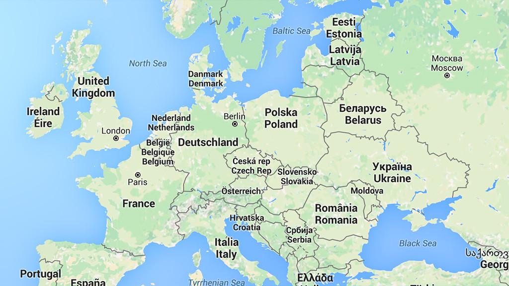 Google Maps Offline Karten Auf Sd Speicher Computer Bild
