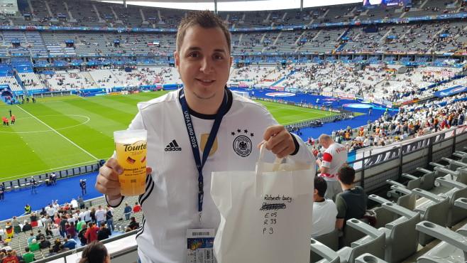 UEFA Deliver Me-App ausprobiert©COMPUTER BILD