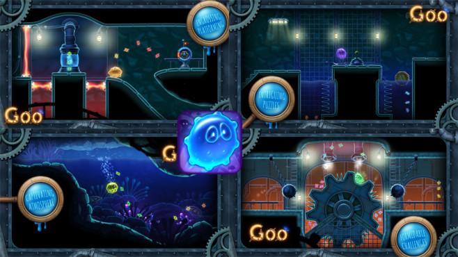 Goo Saga ©Toka Loka Games
