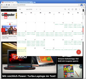 Checker Plus for Google Calendar für Chrome