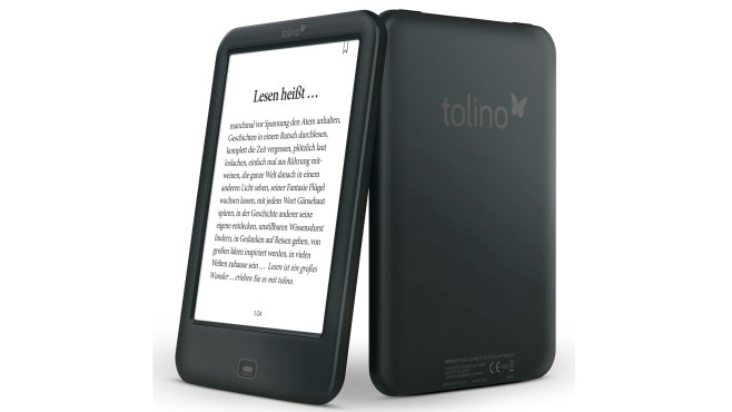 Tolino Shine 2 HD © Tolino-Allianz